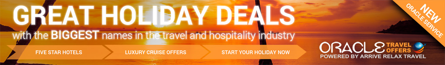 Great Holiday Deals with the Biggest names in the travel and hospitality industry