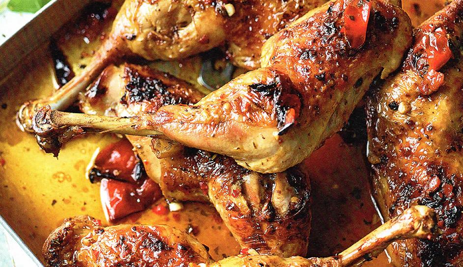 Homestyle Piri-Piri Chicken