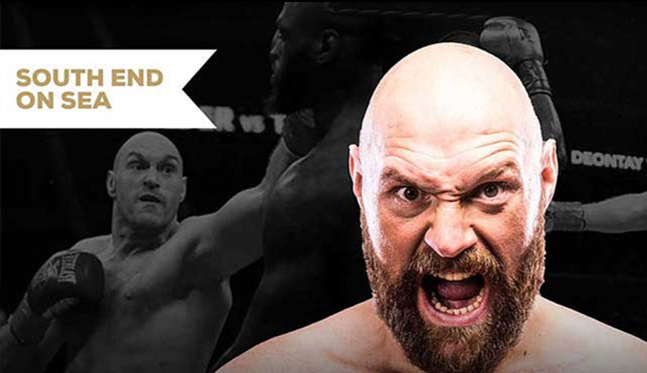 WIN 2 Tickets - An Audience with Tyson Fury worth £90