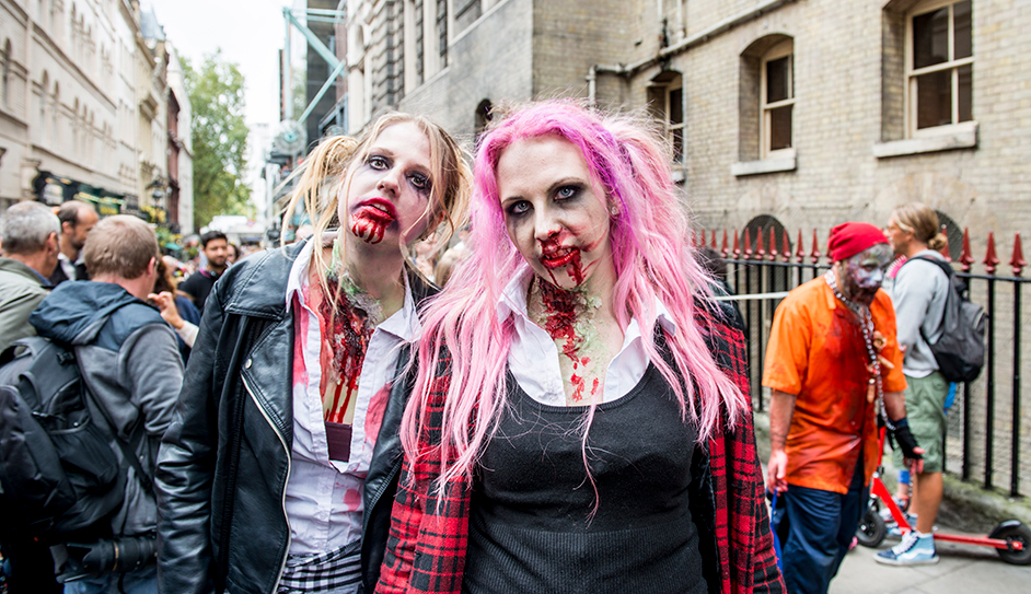 World Zombie Day-on-Sea