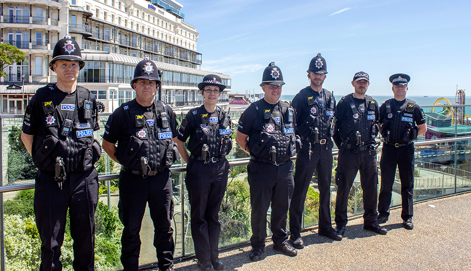 Outstanding efforts  from Southend's Town Centre Team