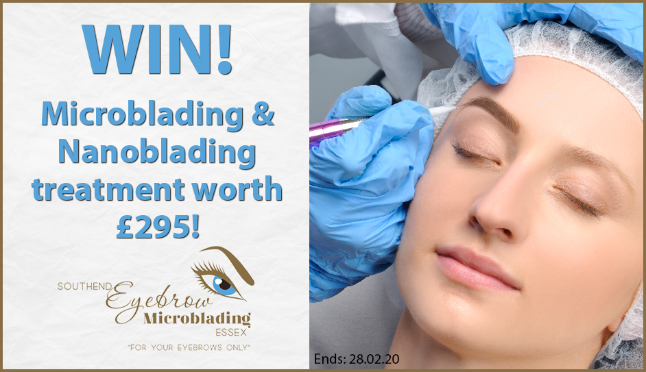 Microblading & Nanoblading treatment worth £295!
