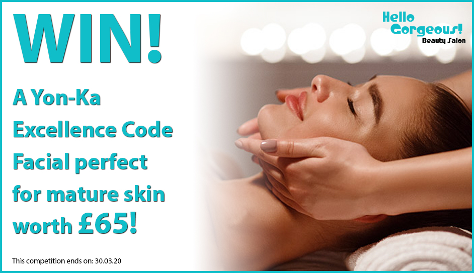 WIN a Yon-Ka Excellence Code Facial worth £65!