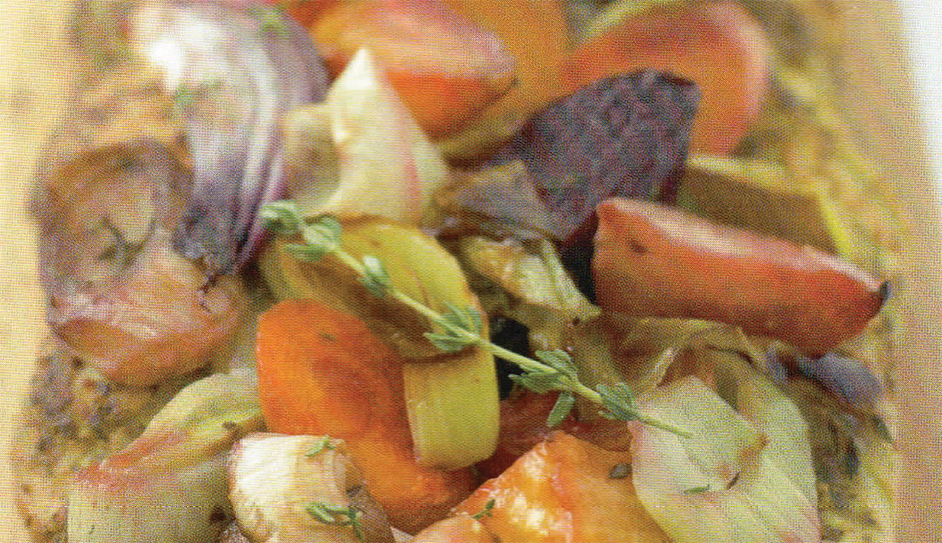 Cheats Vegetable Pissaladiere
