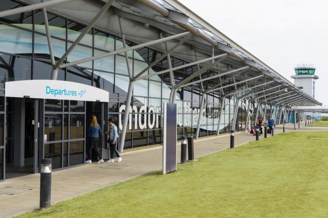 London Southend Airport famous Santa flights cancelled – but don't worry – the usual Christmas eve deliveries are confirmed.