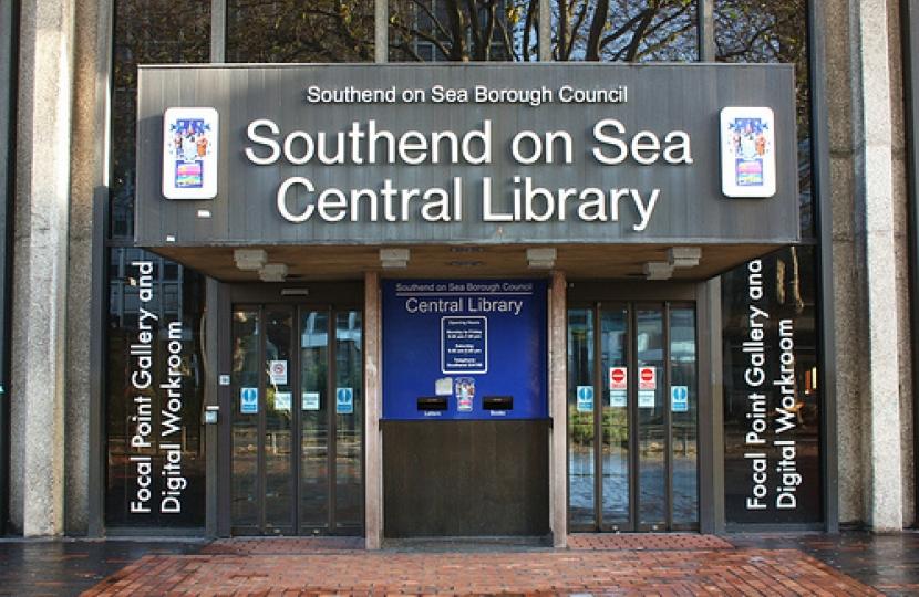 Essex Libraries Service Update
