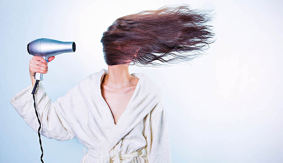 Rain-proof your hair  against those autumn showers