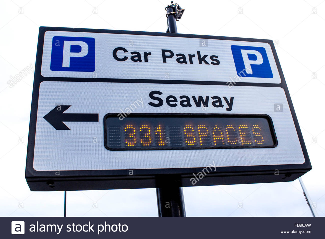 Seafront car parks to reopen on 29 March