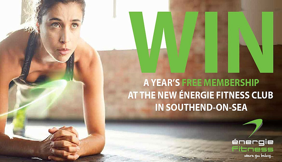 July's competition win a year's gym membership!!