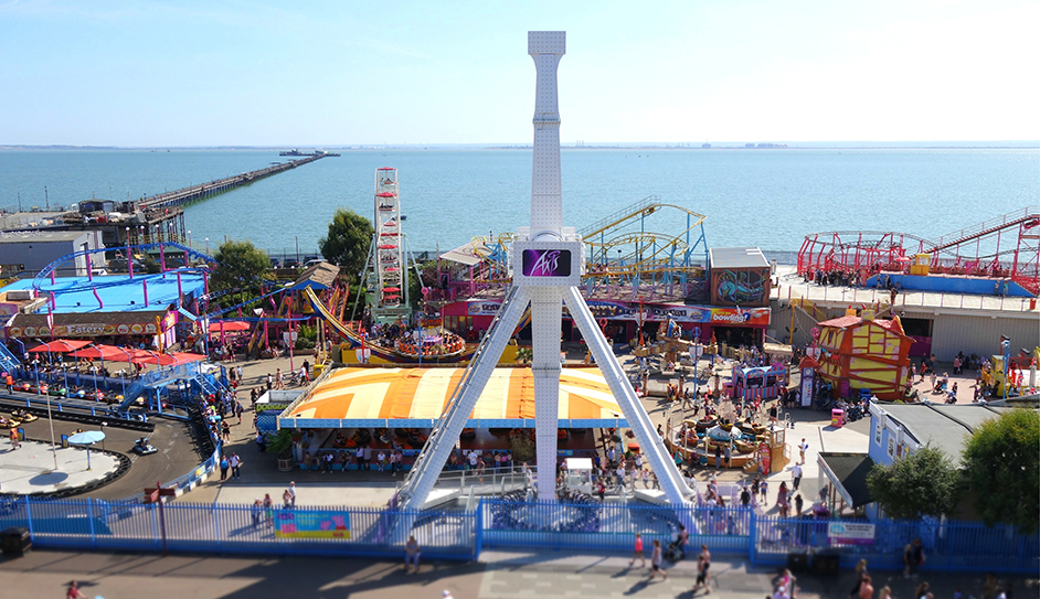 WIN a family day out for four plus a meal at Sands-by-the-Sea!