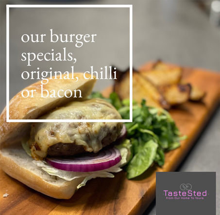 WIN! Dine-In in style courtesy of TasteSted with a £100 voucher!
